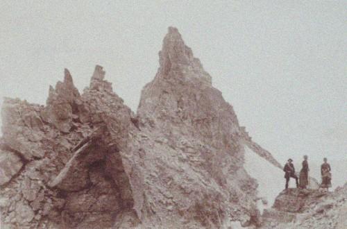 55.Felsen am Untergabelhorn