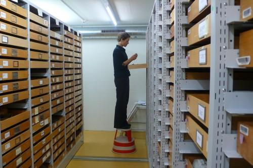 ETH archief Zürich